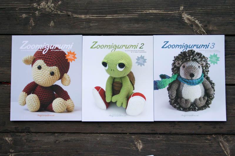 Review Zoomigurumi 123 Animals At Work Aurelias Little Room