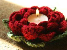 crochet decoration